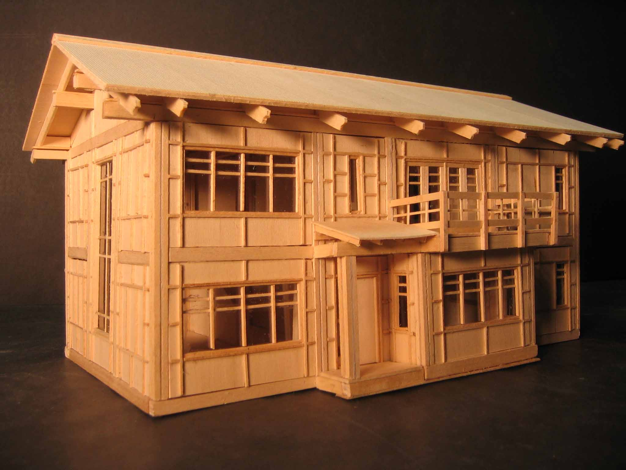 Remarkable Japanese Timber Frame House 2048 x 1536 · 159 kB · jpeg